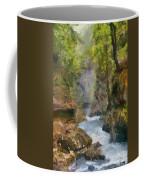Vintgar Gorge Coffee Mug