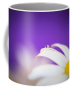 Violet Daisy Dreams Coffee Mug