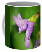 Violet Drops Coffee Mug