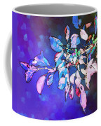 Violet Illumination Coffee Mug