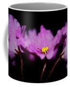 Violet Prayers Coffee Mug