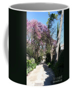 Violet Tree Alley Coffee Mug