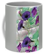 Violet Vine - Photopower 326 Coffee Mug