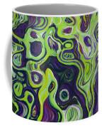 Violeta E Verde Coffee Mug