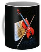 Violin Impression Redux Coffee Mug