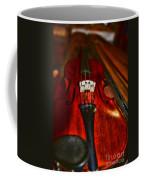 Violin Study Coffee Mug