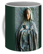 Virgin Mary Relief Coffee Mug