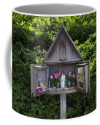 Virgin Mary Shrine Coffee Mug