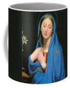 Virgin Of The Adoption Coffee Mug
