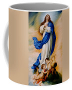 Virgin Of The Immaculate Conception After Murillo Coffee Mug