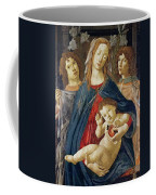 Virgin Of The Pomegranate Coffee Mug