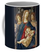 Virgin Of The Pomegranate Coffee Mug