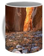 Virgin River Rocks Coffee Mug