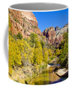 Virgin River - Zion Coffee Mug