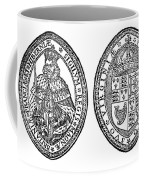 Virginia Company Seal Coffee Mug