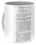 Virginia Council Of State Coffee Mug
