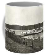 Virginia: Medical Ships Coffee Mug