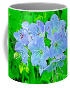 Virginia Waterleaf Near Alamo-michigan Coffee Mug
