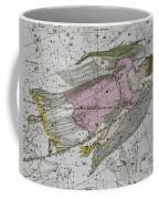 Virgo From A Celestial Atlas Coffee Mug by A Jamieson