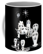 Visage Coffee Mug