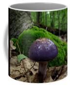 Viscid Violet Cort Coffee Mug