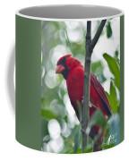 Vision In Red Coffee Mug