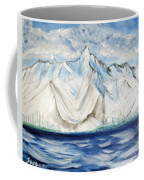 Vision Of Mountain Coffee Mug