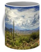Visions Of Arizona  Coffee Mug by Saija  Lehtonen