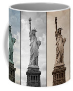 Visions Of Liberty Coffee Mug