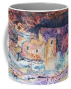 Visions Of Mesa Verde Coffee Mug