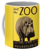 Visit The Philadelphia Zoo Coffee Mug