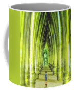 Visiting Emerald City Coffee Mug