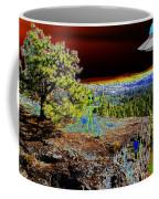 Visiting Rimrock In Spokane Coffee Mug