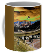 Visiting Spokane Coffee Mug