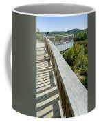 Visitor's Center Lookout Coffee Mug