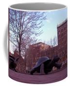 Visitors - Copley Square Coffee Mug