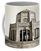 Vista House - Sepia Coffee Mug