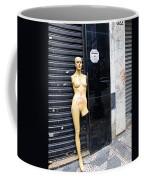 Viva O Meu Corpo - Sao Paulo Coffee Mug by Julie Niemela
