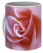 Vivacious Pink Rose 2 Coffee Mug