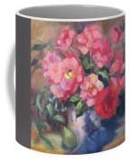 Vivacious Roses Coffee Mug