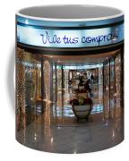 Vive Tus Compras Coffee Mug