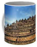 Vivid Borobudur Coffee Mug