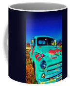 Vivid Dodge II Coffee Mug