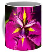 Vivid Iris Coffee Mug