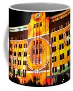 Vivid Sydney 2014 - Museum Of Contemporary Arts 2 By Kaye Menner Coffee Mug
