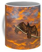 Vivid Vulture Coffee Mug by Al Powell Photography USA