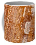 Vo96 Circuit 2 Coffee Mug