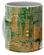 Vo96 Circuit 3 Coffee Mug