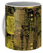 Vo96 Circuit 5 Coffee Mug