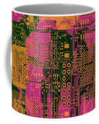 Vo96 Circuit 6 Coffee Mug